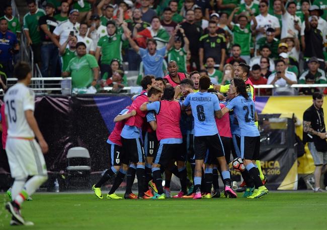 Venezuela vs. Uruguay Copa America Pick, Odds, Prediction - 6/9/16