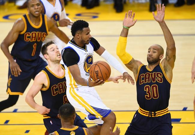 Cleveland Cavaliers vs. Golden State Warriors - 6/10/16 NBA Pick, Odds, and Prediction