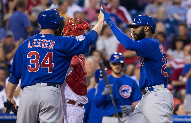 Philadelphia Phillies vs. Chicago Cubs - 6/7/16 MLB Pick, Odds, and Prediction