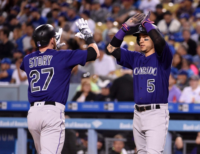 Dodgers vs. Rockies - 6/7/16 MLB Pick, Odds, and Prediction