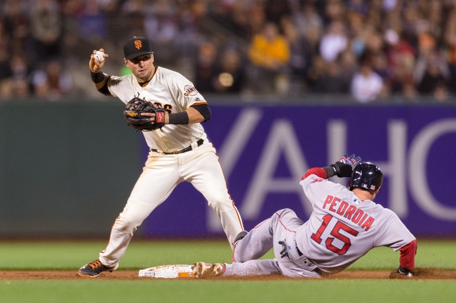 Giants vs. Red Sox - 6/8/16 MLB Pick, Odds, and Prediction