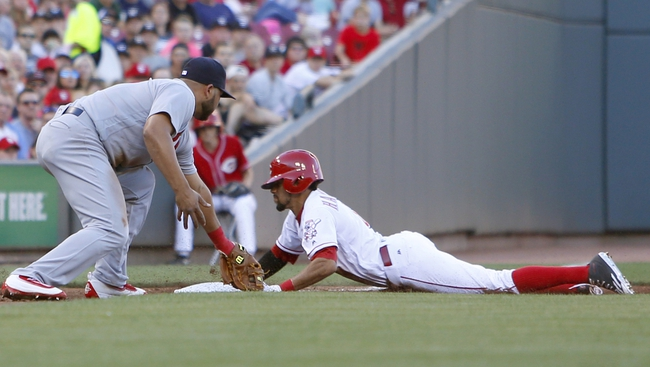 Cincinnati Reds vs. St. Louis Cardinals - 6/9/16 MLB Pick, Odds, and Prediction