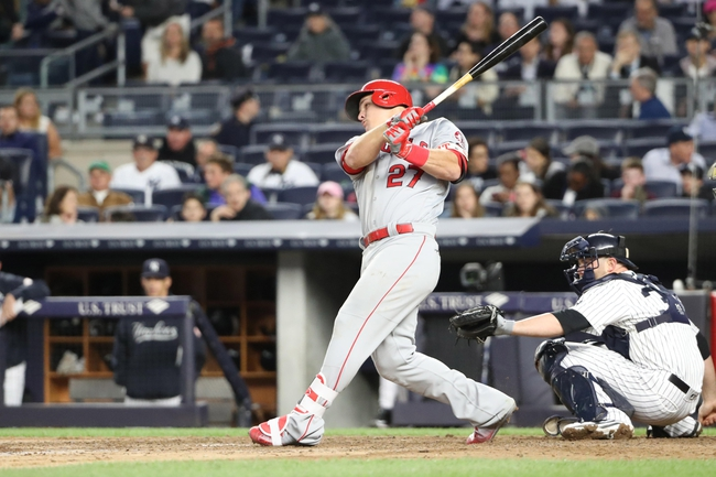 New York Yankees vs. Los Angeles Angels - 6/9/16 MLB Pick, Odds, and Prediction