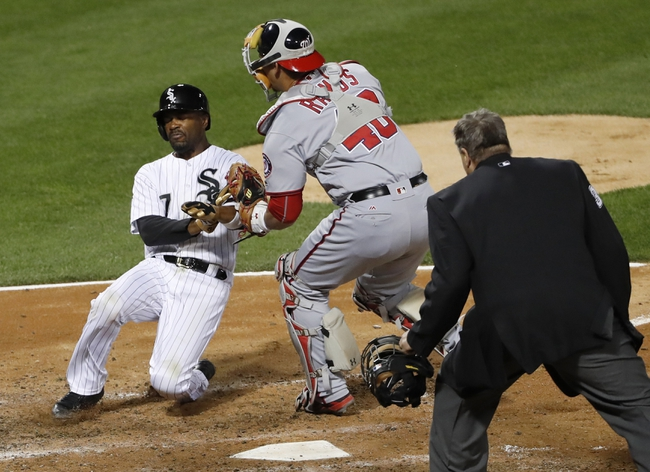 Chicago White Sox vs. Washington Nationals - 6/9/16 MLB Pick, Odds, and Prediction