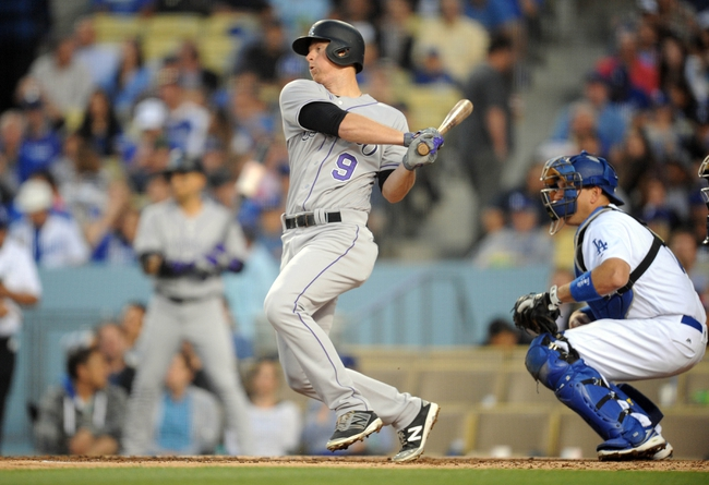 Los Angeles Dodgers vs. Colorado Rockies - 7/1/16 MLB Pick, Odds, and Prediction