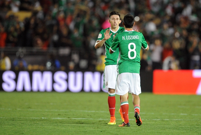 Chile vs. Mexico Copa America Quarterfinals Pick, Odds, Prediction - 6/18/16