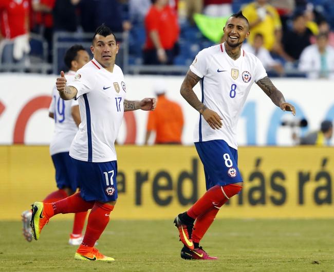 Panama vs. Chile Copa America Pick, Odds, Prediction - 6/14/16