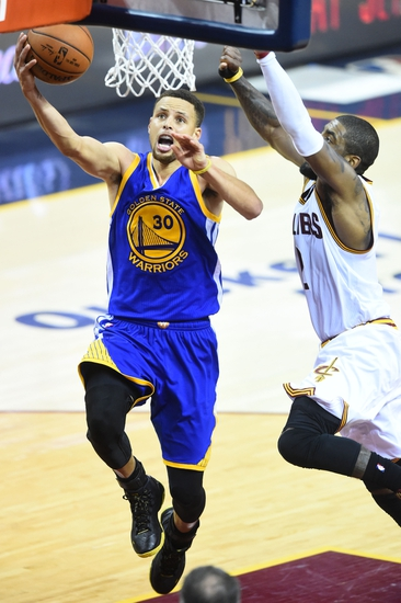 Cleveland Cavaliers vs Golden State Warriors - 6/13/16 NBA Pick, Odds, and Prediction