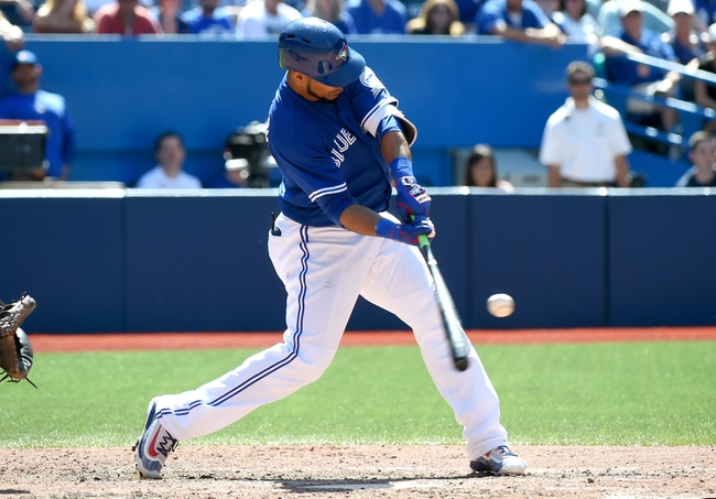Toronto Blue Jays vs. Baltimore Orioles - 6/12/16 MLB Pick, Odds, and Prediction