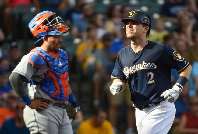 Milwaukee Brewers vs. New York Mets - 6/12/16 MLB Pick, Odds, and Prediction