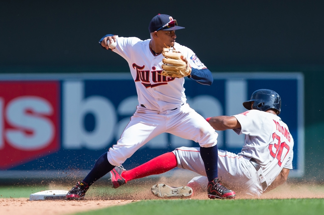 Red Sox vs. Twins - 7/21/16 MLB Pick, Odds, and Prediction