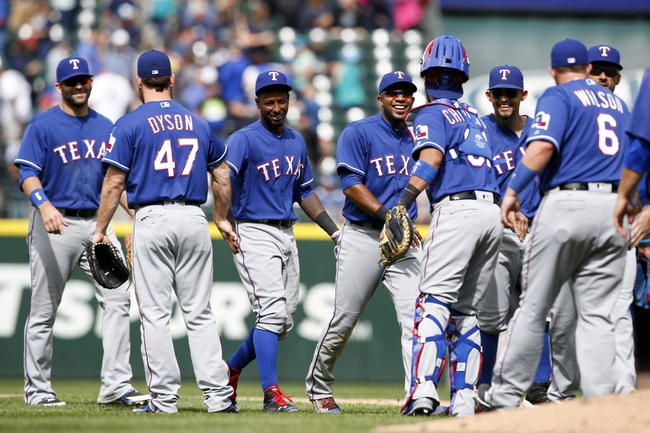 Texas Rangers vs. Seattle Mariners - 8/29/16 MLB Pick, Odds, and Prediction