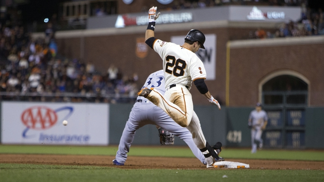Giants vs. Brewers - 6/14/16 MLB Pick, Odds, and Prediction