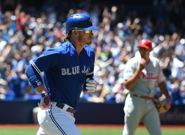 Philadelphia Phillies vs. Toronto Blue Jays - 6/15/16 MLB Pick, Odds, and Prediction
