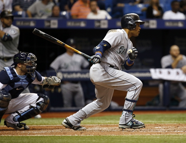 Tampa Bay Rays vs. Seattle Mariners - 6/15/16 MLB Pick, Odds, and Prediction