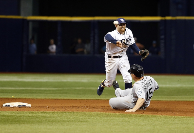 Tampa Bay Rays vs. Seattle Mariners - 6/16/16 MLB Pick, Odds, and Prediction