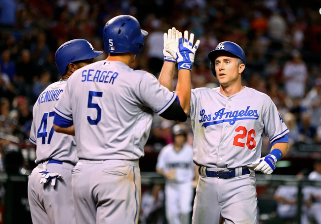 Arizona Diamondbacks vs. Los Angeles Dodgers - 6/15/16 MLB Pick, Odds, and Prediction