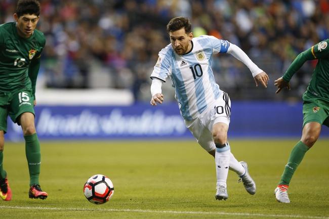 Venezuela vs. Argentina Copa America Quarterfinals Pick, Odds, Prediction - 6/18/16