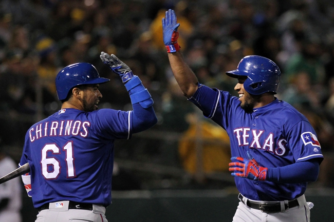 Athletics vs. Rangers - 6/15/16 MLB Pick, Odds, and Prediction