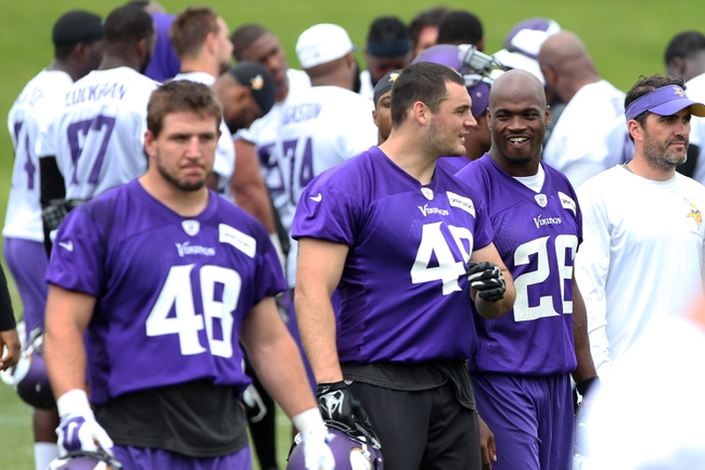 Minnesota Vikings: 2016 Preview, Offseason Recap, Status Report, Schedule, Outlook