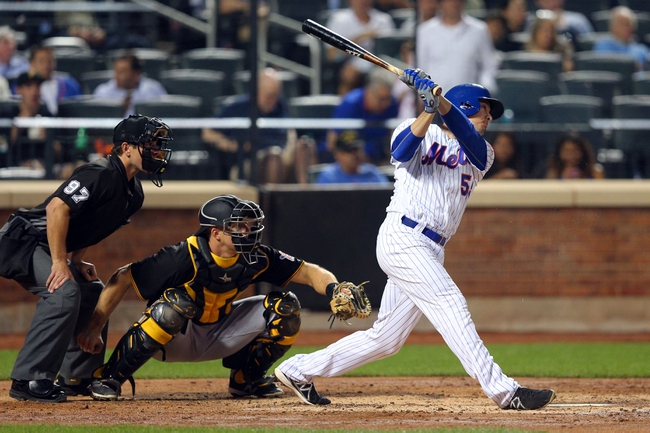 New York Mets vs. Pittsburgh Pirates - 6/16/16 MLB Pick, Odds, and Prediction