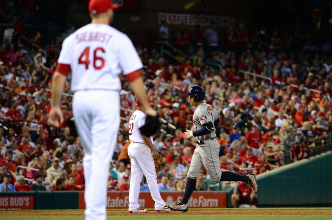 Cardinals at Astros - 8/16/16 MLB Pick, Odds, and Prediction