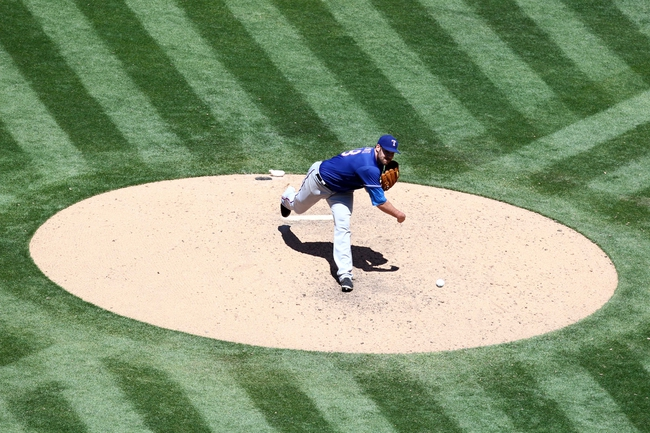 Rangers vs. Reds - 6/21/16 MLB Pick, Odds, and Prediction