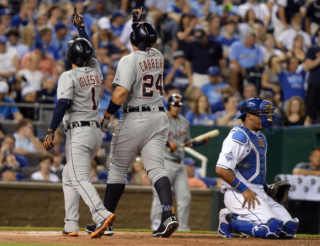Royals vs. Tigers - 6/17/16 MLB Pick, Odds, and Prediction