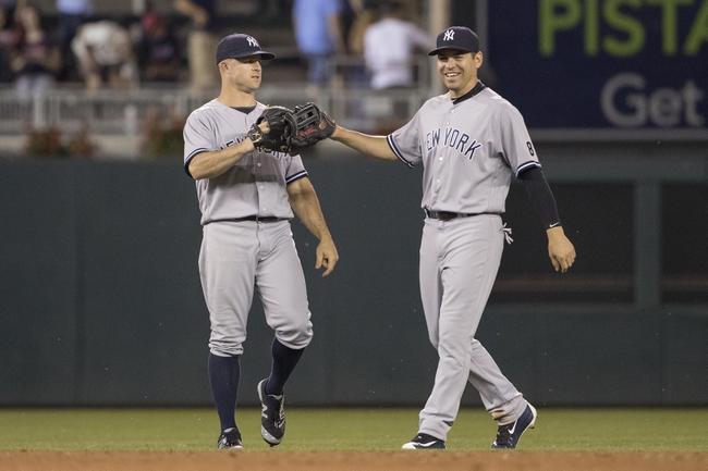 Minnesota Twins vs. New York Yankees - 6/17/16 MLB Pick, Odds, and Prediction