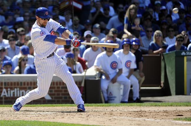 Pirates at Cubs - 6/18/16 MLB Pick, Odds, and Prediction