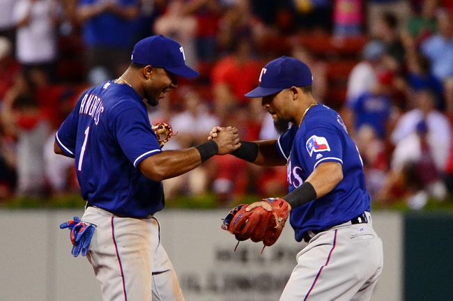 St. Louis Cardinals vs. Texas Rangers - 6/18/16 MLB Pick, Odds, and Prediction