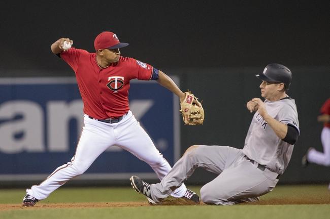Minnesota Twins vs. New York Yankees - 6/19/16 MLB Pick, Odds, and Prediction