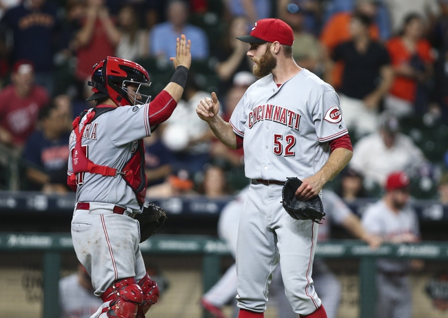 Houston Astros vs. Cincinnati Reds - 6/18/16 MLB Pick, Odds, and Prediction