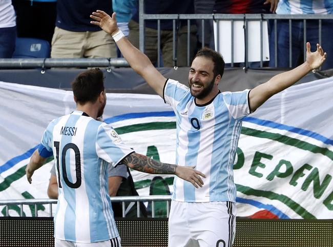 United States vs. Argentina Copa America Semifinals Pick, Odds, Prediction - 6/21/16