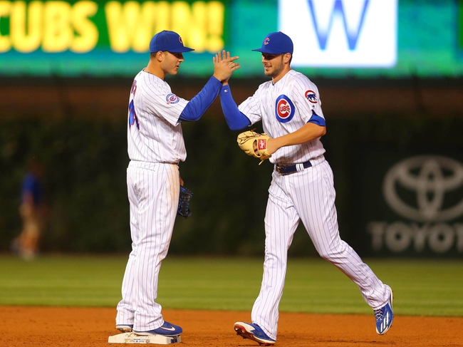 Pittsburgh Pirates vs. Chicago Cubs - 7/8/16 MLB Pick, Odds, and Prediction