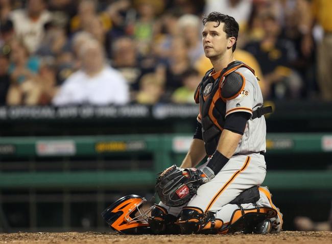 Pittsburgh Pirates vs. San Francisco Giants - 6/20/16 MLB Pick, Odds, and Prediction