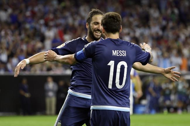 Argentina vs. Chile Copa America Final Pick, Odds, Prediction - 6/26/16