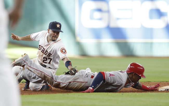 Los Angeles Angels vs. Houston Astros - 6/27/16 MLB Pick, Odds, and Prediction