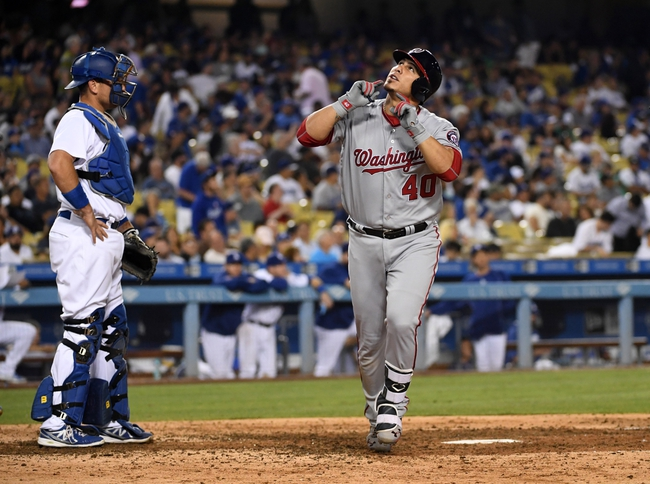 Washington Nationals vs. Los Angeles Dodgers - 7/19/16 MLB Pick, Odds, and Prediction