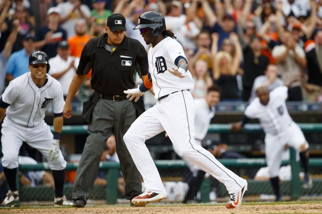 Mariners vs. Tigers - 8/9/16 MLB Pick, Odds, and Prediction