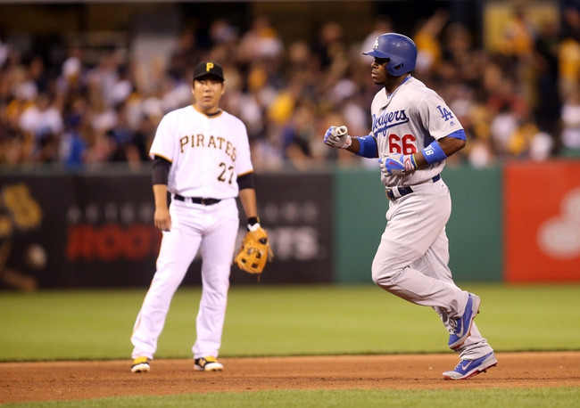 Pittsburgh Pirates vs. Los Angeles Dodgers - 6/25/16 MLB Pick, Odds, and Prediction