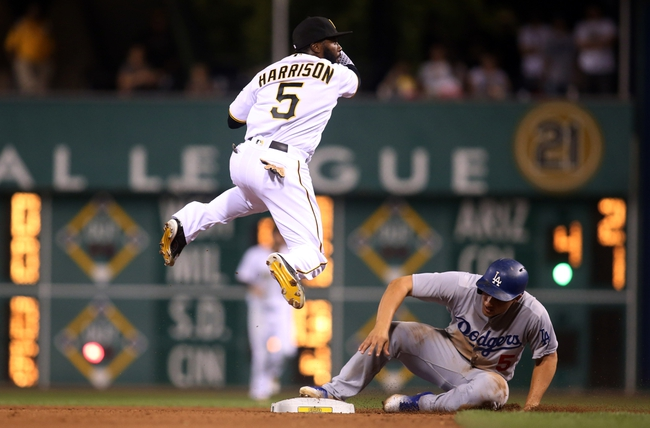 Pittsburgh Pirates vs. Los Angeles Dodgers - 6/26/16 MLB Pick, Odds, and Prediction