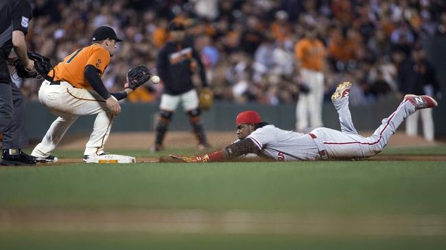 Giants vs. Phillies - 6/26/16 MLB Pick, Odds, and Prediction