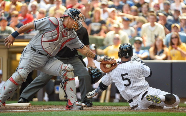 Milwaukee Brewers vs. Washington Nationals - 6/26/16 MLB Pick, Odds, and Prediction