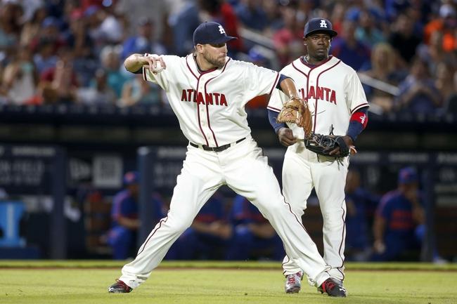 Atlanta Braves vs. New York Mets - 6/26/16 MLB Pick, Odds, and Prediction