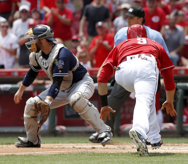 San Diego Padres vs. Cincinnati Reds - 7/29/16 MLB Pick, Odds, and Prediction