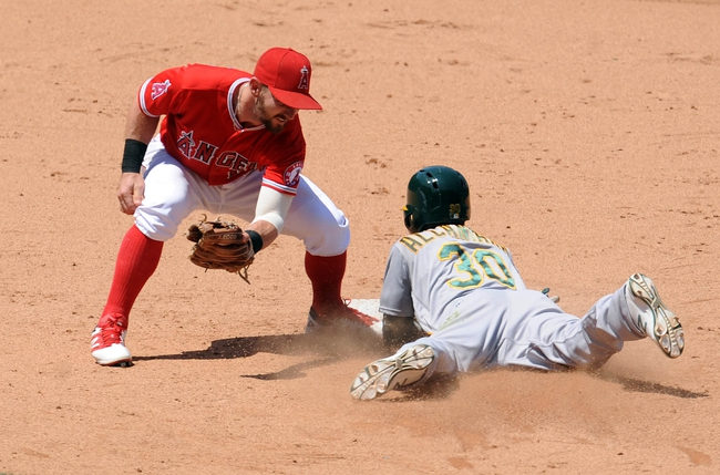 Athletics at Angels - 8/2/16 MLB Pick, Odds, and Prediction