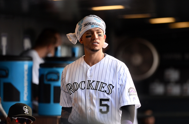 Rockies vs. Diamondbacks - 9/4/16 MLB Pick, Odds, and Prediction