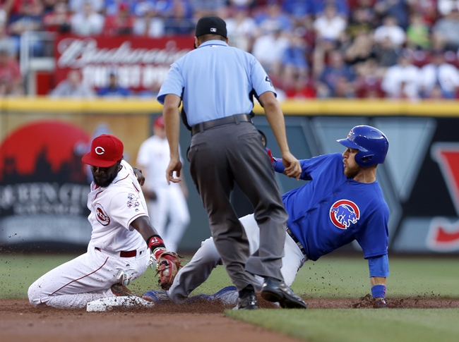 Cincinnati Reds vs. Chicago Cubs - 6/29/16 MLB Pick, Odds, and Prediction