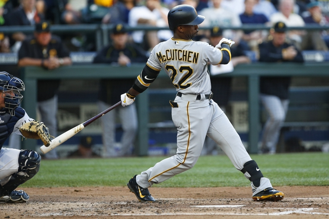 Pittsburgh Pirates vs. Seattle Mariners - 7/26/16 MLB Pick, Odds, and Prediction